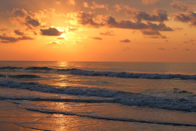 Early morning, Pawleys Island