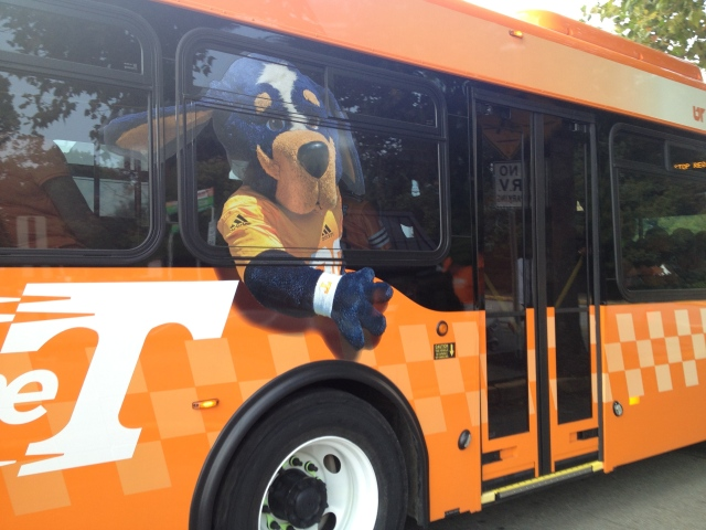 The Smokey Bus