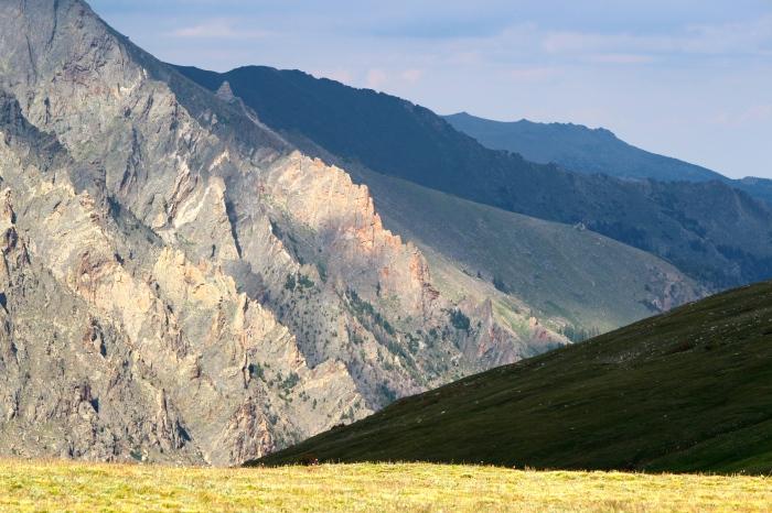 Rocky Mountain National Park vista