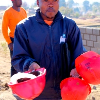 A dream deferred: Political unrest delays Habitat build in Lesotho