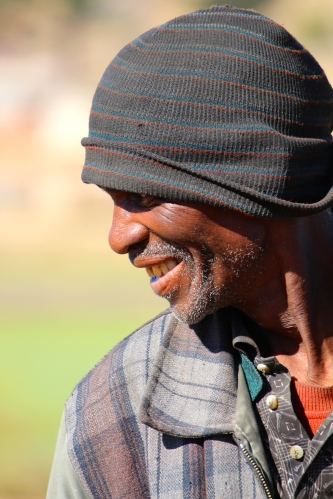 Children's uncle in Lesotho