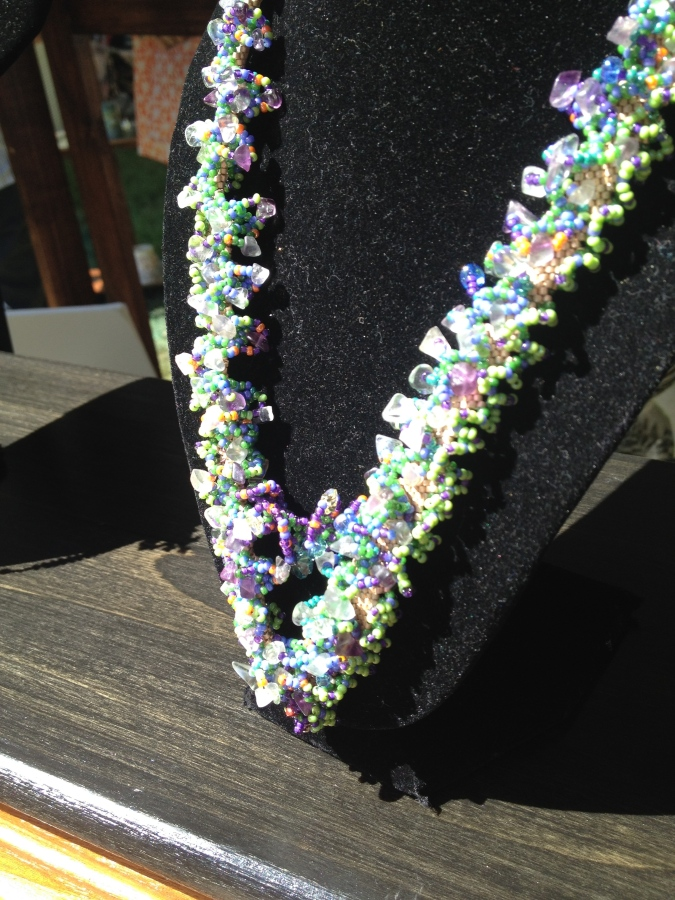 Necklace by Cindy Marshall