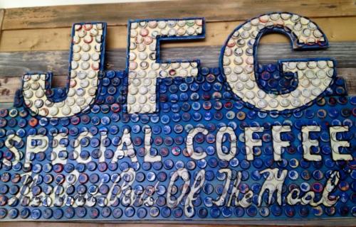 JFG sign