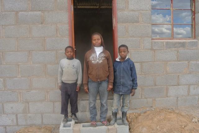 Habitat House Lesotho