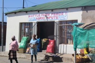 Store in Lesotho