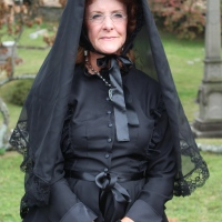 Art from the grave:  Old Gray Cemetery