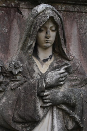 Angel in Old Gray Cemetery