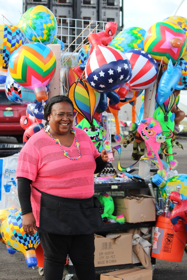 Vendor, Balloon Fiesta 2014