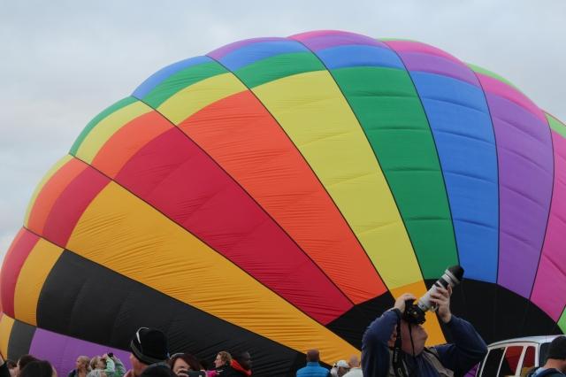 Albuquerque Balloon Fiesta 2014