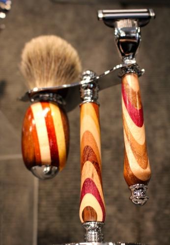 Shaving implements from Cadman & Cummins