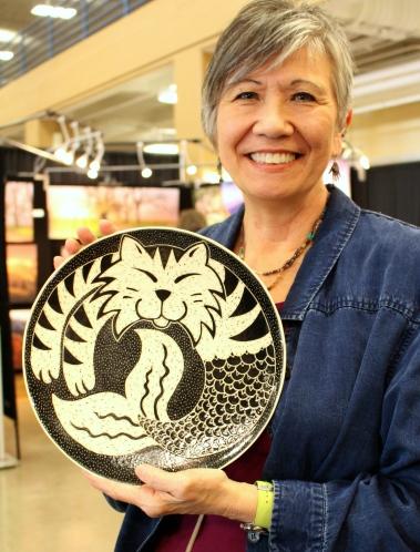 Jane Cartwright, ceramics artist