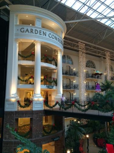 Garden Conservatory, Opryland Hotel