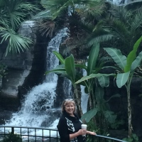 Staying calm at Nashville's Gaylord Opryland Hotel
