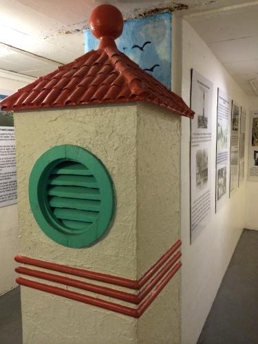 Inside the Museum -- Tybee Island