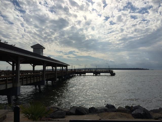 St. Simons Island Pier