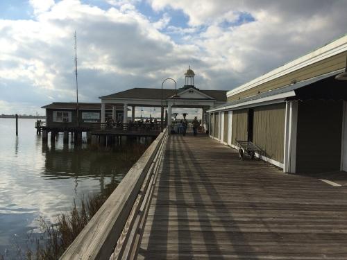 Jekyll Island Wharf