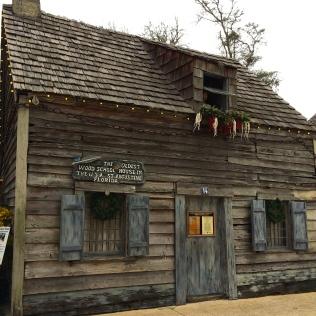Oldest Wooden Schoolhouse, St. Augustine, FL