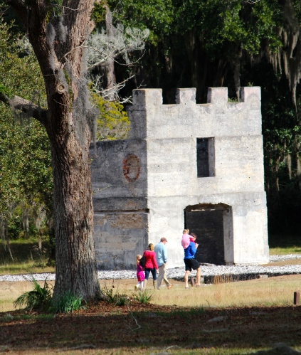The Barracks, Fort Frederica