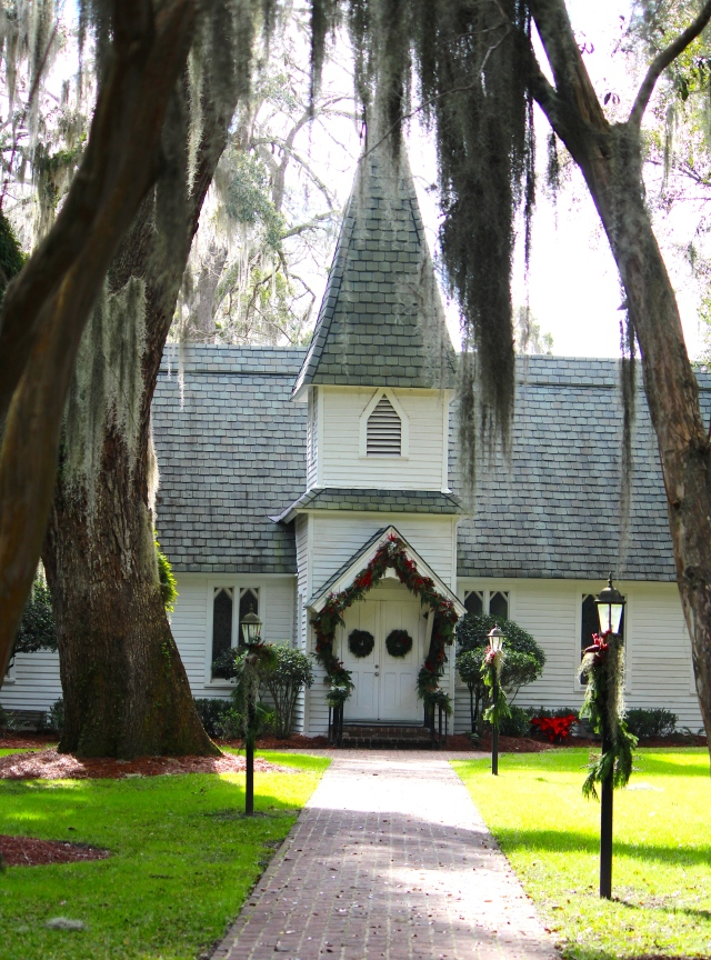 Christ Church, St. Simons Island, Georgia