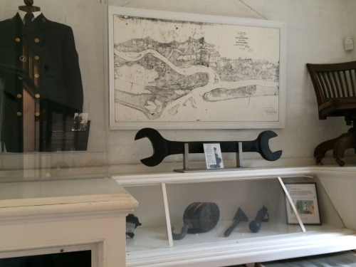 Artifacts -- St. Augustine Lighthouse and Museum