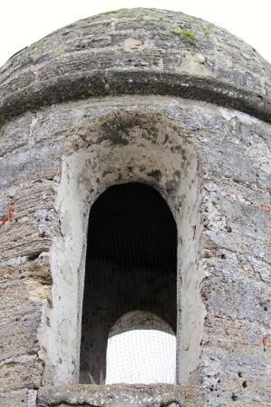 Bell Tower, Castillo de San Marcos