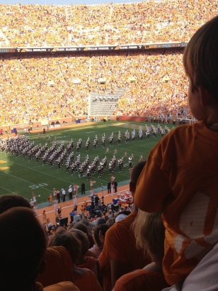 Everyone wants to see the Pride of the Southland Band!