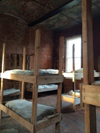 Bunk Room, Fort Clinch