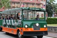 Trolley, St. Augustine