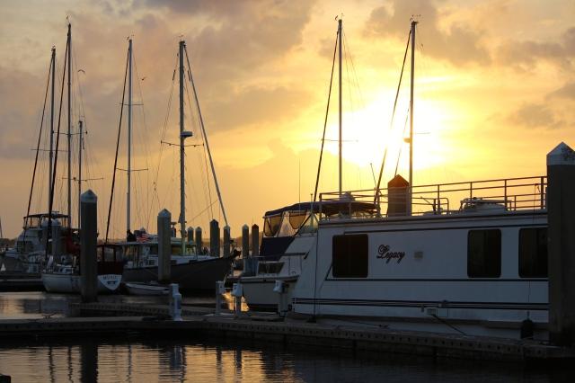 Sunset, Amelia Island