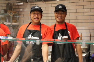 Ready to serve you: Whole Foods Knoxville.