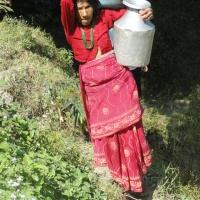 Mourning Nepal