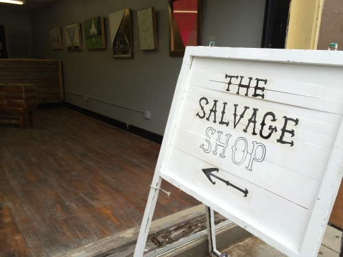 The Salvage Shop, Knoxville TN