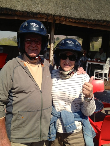Ready to go ATVing with a guide from Xtreme Clarens in South Africa.