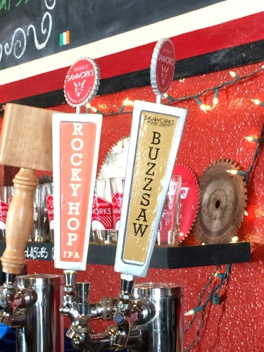 Award-winners on tap at The Mill at Saw Works Brewing Company