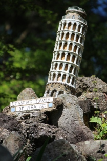 Leaning Tower of Pisa -- Ave Maria Grotto