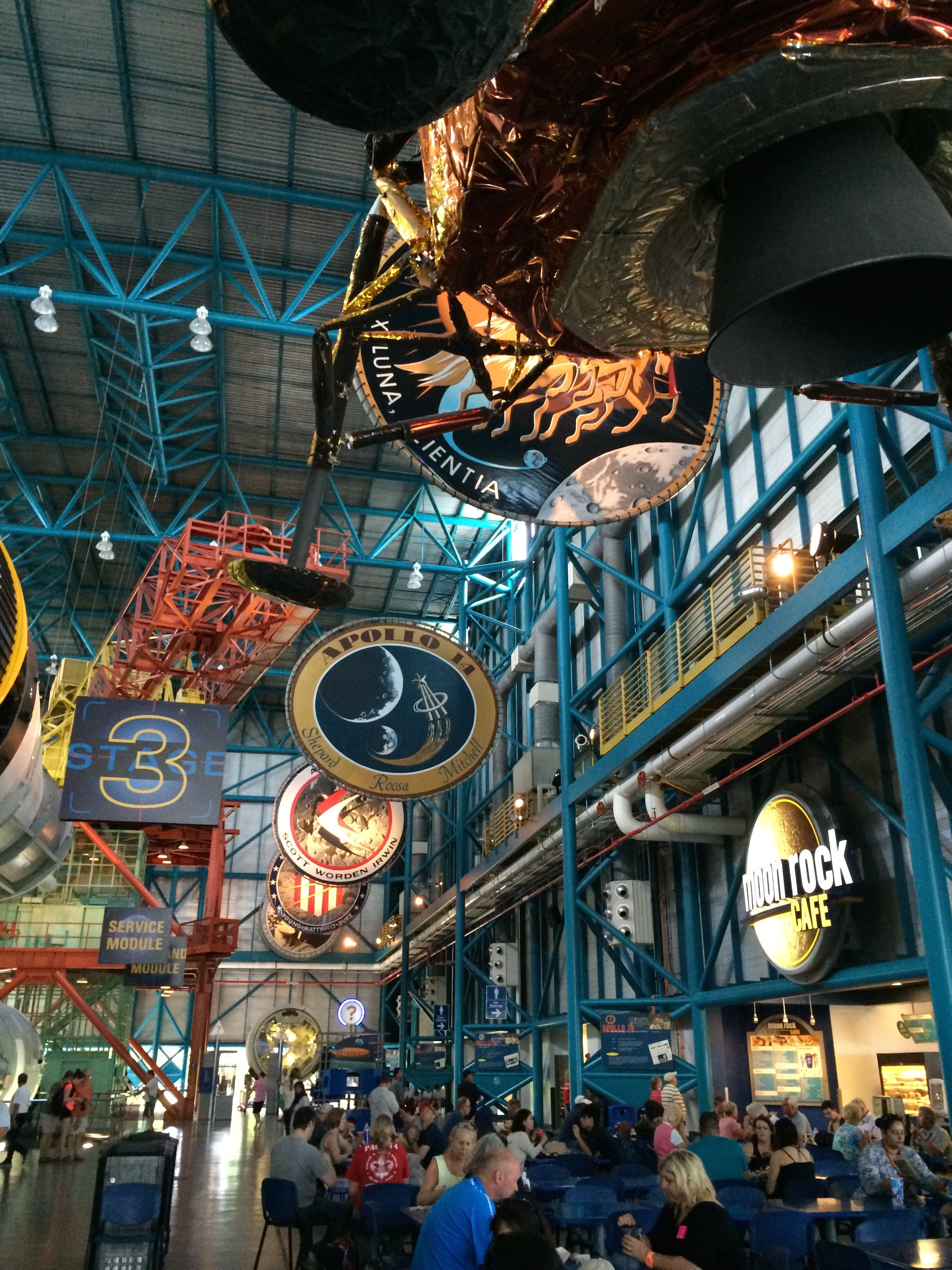 To infinity and beyond: Kennedy Space Center | Oh, the ...