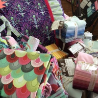 Eye candy for quilters: East Tennessee Shop Hop (Part II)