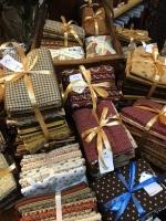 Bundles of fat quarters -- Mountain Stitches by Susan