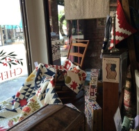 Store window -- Cherry Pit