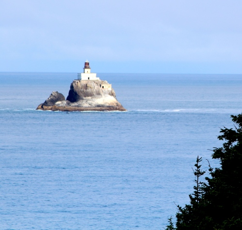 Terrible Tilly as seen from Ecola State Park
