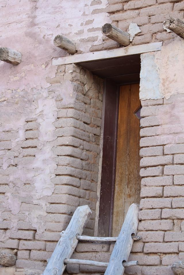 Doorway -- Acoma Pueblo, NM