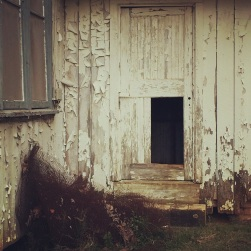 Small door and window, Poultry Barn, Knoxville, TN