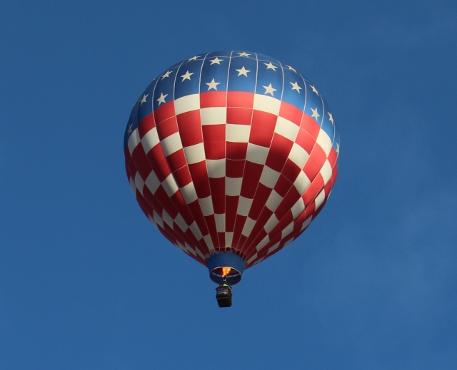 One of the best events in the USA: Albuquerque's International Balloon Fiesta