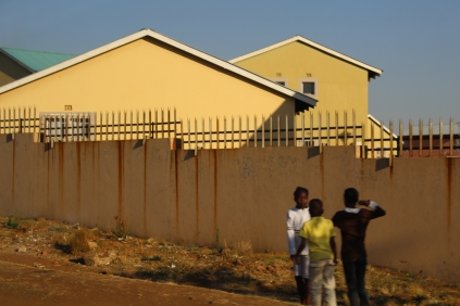 Public housing - Soweto