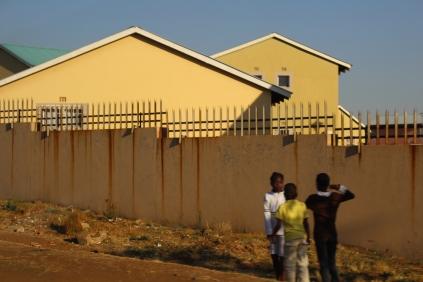 Public housing - Soweto