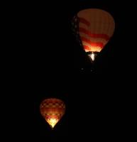 Dawn Patrol -- Albuquerque's Balloon Fiesta 2014