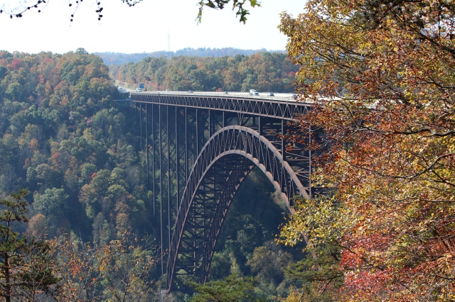 New River Gorge Bridge, October 2015