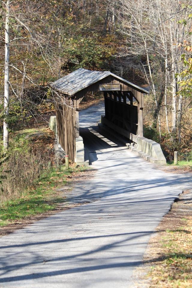Herns Mill Bridge, Greenbrier County, W. Virginia