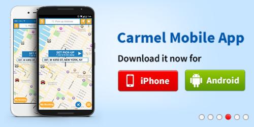 carmel mobile app