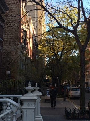 Strolling the neighborhoods of NYC